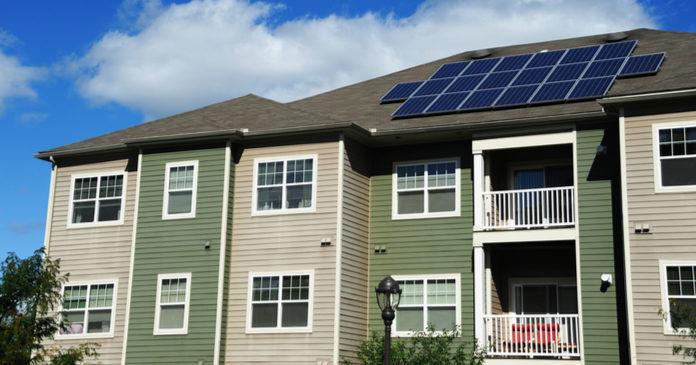 apartment solar