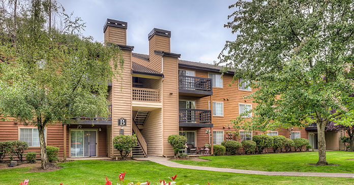 Colby Creek Apartments in Everett