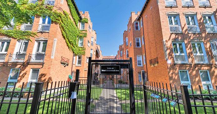 1638-44 W. Greenleaf Ave