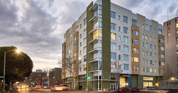 Jackson Courtyard Apartments