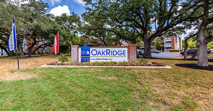 OakRidge Apartment Homes