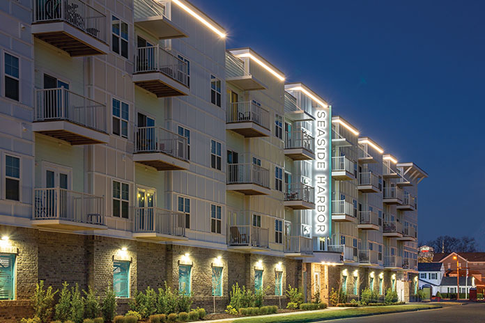 Seaside Harbor Apartments