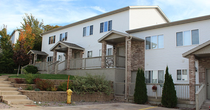 Northwoods and Ridgeview Apartments