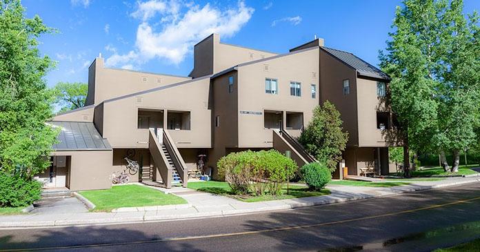Centennial Aspen Apartments