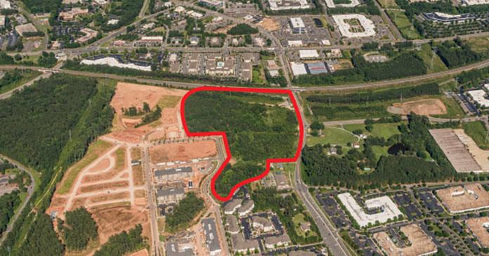 Davis Park East Site