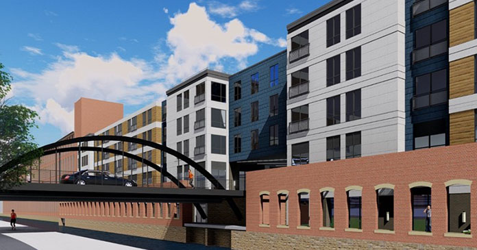 Hamilton Canal District Parcels 8 and 9, Lowell