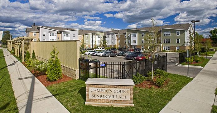 Cameron Court