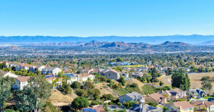 Inland Empire rent growth