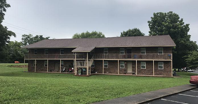 Aspen Meadow apartments