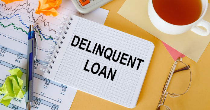 multifamily mortgage delinquency