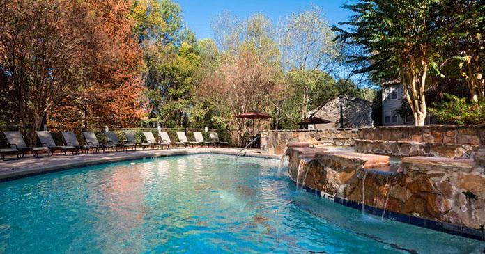 Ashford Indian Trail pool