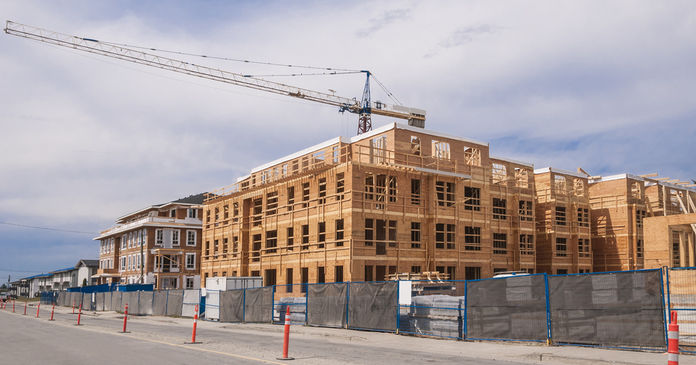 new residential construction