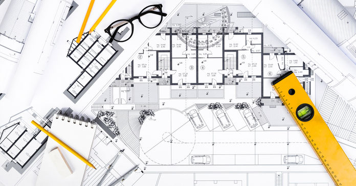 multifamily housing construction plans