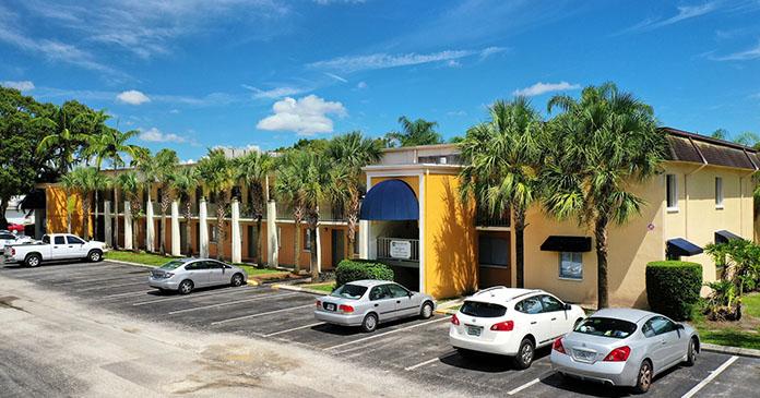 Palm Square Homes