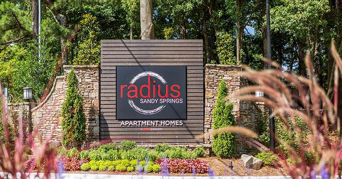 Radius Sandy Springs