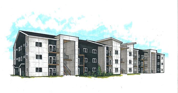 Kestrel Park Apartments