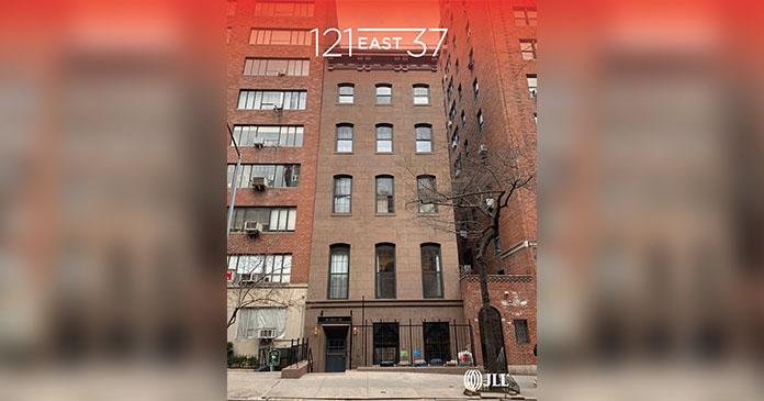 121 East 37th St