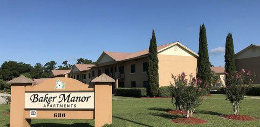 Baker Manor Apartments
