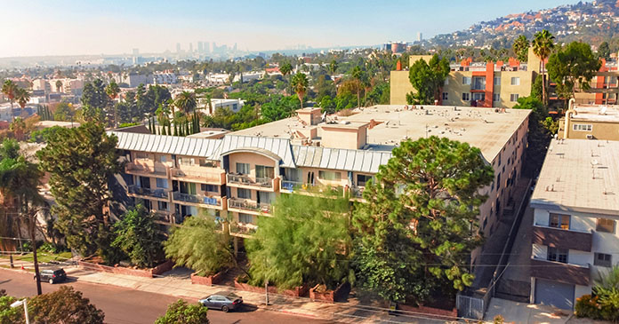The Hollywood Regency Apartments