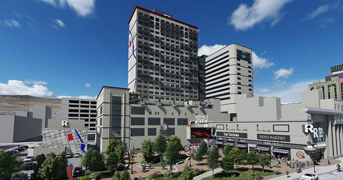 Reno City Center