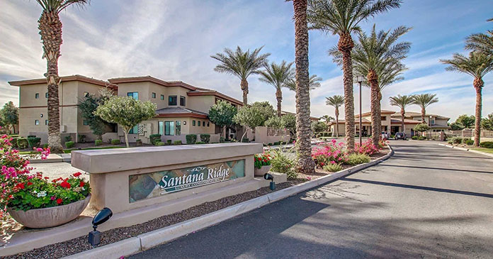 Santana Ridge Luxury Rentals