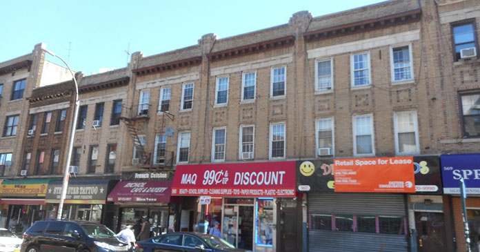 563-565 Nostrand Avenue