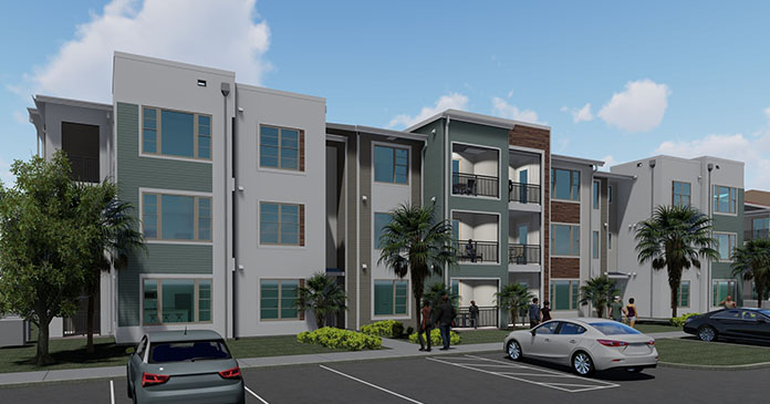 Belmont Tampa Apartments