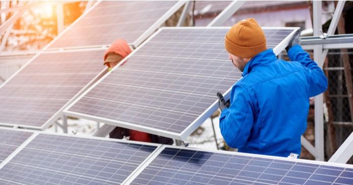 renewable energy for net-zero buildings