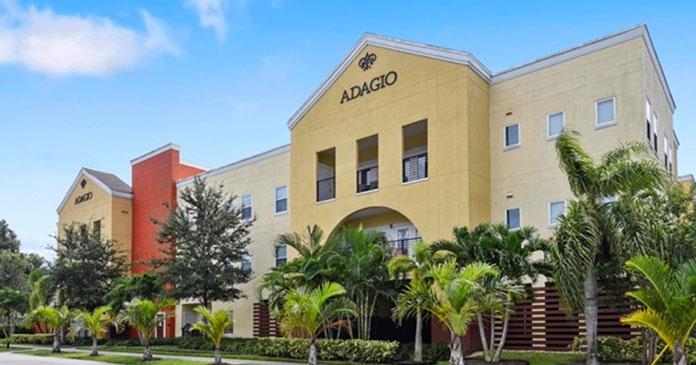 Adagio at Westshore Palms