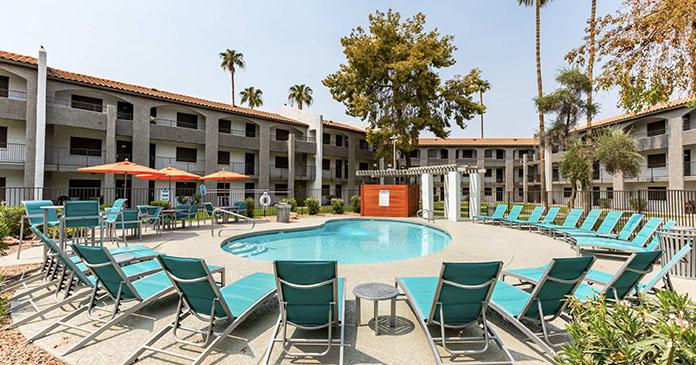 IVilla Garden Apartments