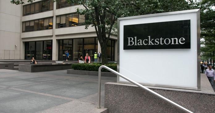 blackstone acquires aig