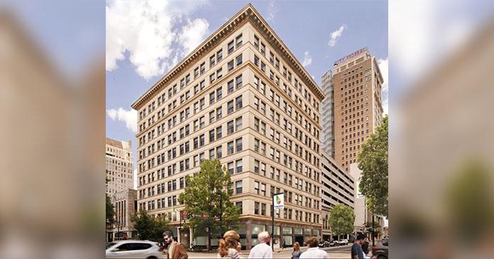 Frank Nelson Building