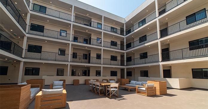 Olivia Apartments
