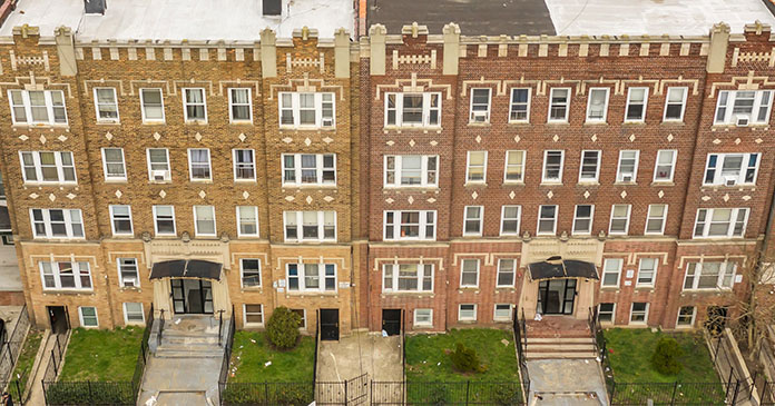 150 and 154 Belmont Ave